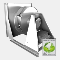 Free running impellers with EC-drives ; Type: GKHB